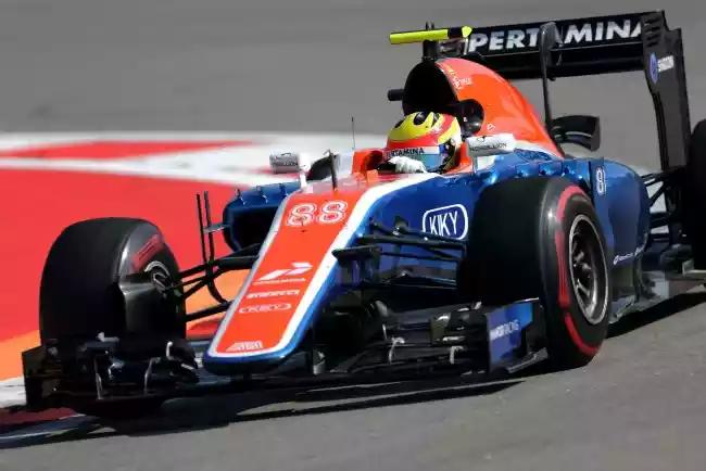 """Hasil Kualifikasi GP Rusia: Rosberg di """"pole position"""", Rio ke-21"""