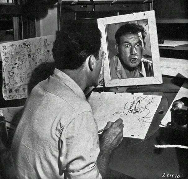 Bagaimana Animator Zaman Dulu Menciptakan Ekspresi Karakter Animasi?