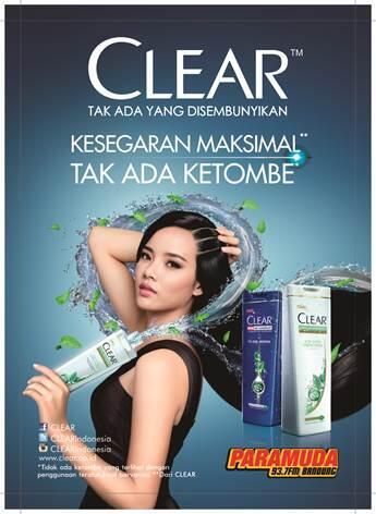 Gathering Kaskus Bandung with Shampoo Clear | #BebasPutihPutih