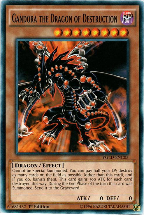 Ini Dia Kartu Monster Yu Gi Oh Yang Paling Ditakuti Kaskus