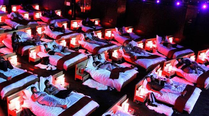 10 Bioskop Terunik di Dunia, Super Keren Gan! | KASKUS
