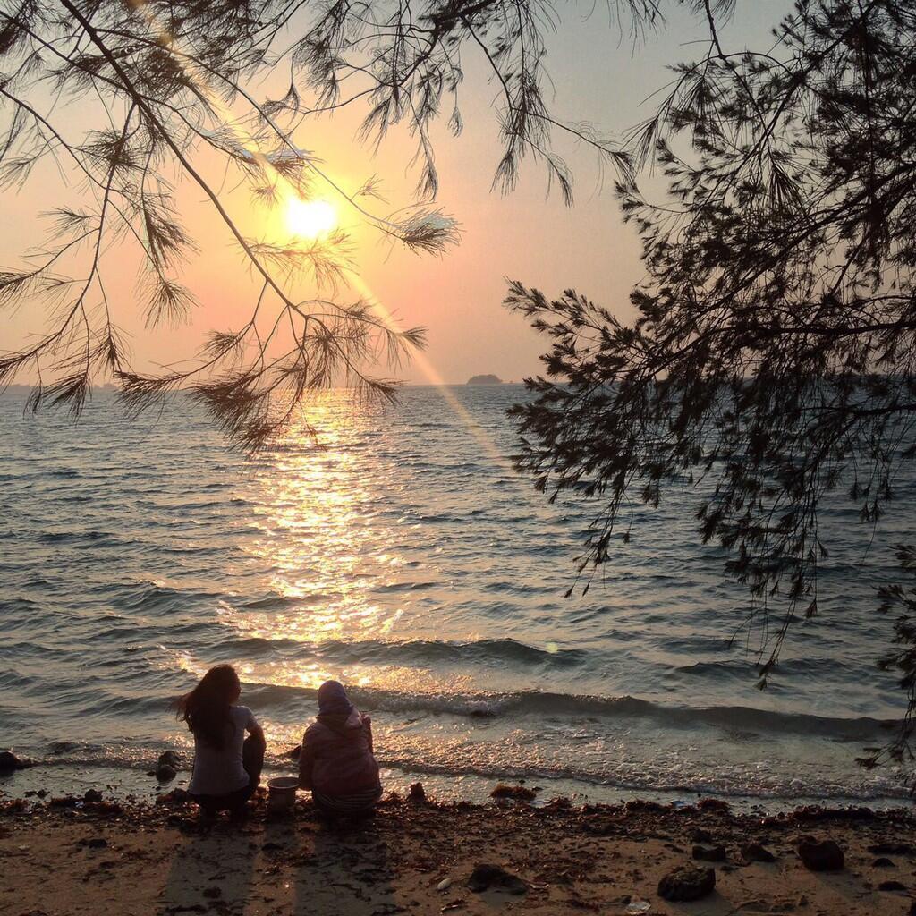 Closing Trip sebelum ramdhan ke pulau harapan semoga semua harapan bisa terwujud
