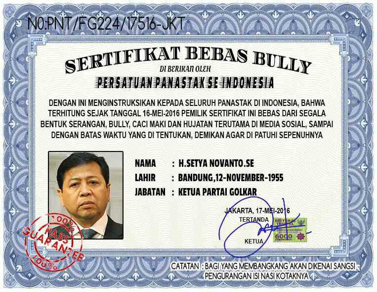 Indo Barometer  Soeharto Presiden Terbaik Indonesia - Page 42  dddc28440d