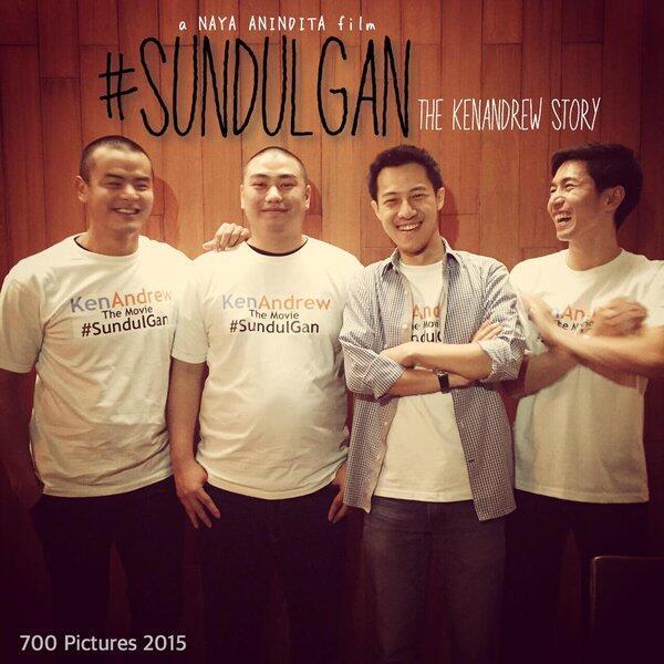 Nonton Bareng Premiere Sundul Gans @KaskusBandung With