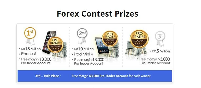 Forex contest april 2017