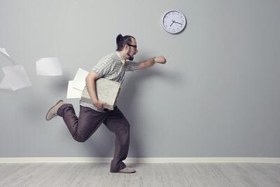 STOP Tipu-Tipu Bos Agan Dengan Alasan Datang Terlambat Seperti Ini..