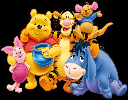 Fakta Tentang Winnie The Pooh Ternyata Gan...