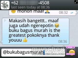 Official Testimonial mr.chaplin & @bukubagusmurah