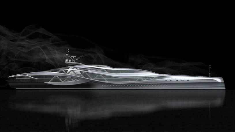 ~5 Yacht Concept yang paling GARANG ~