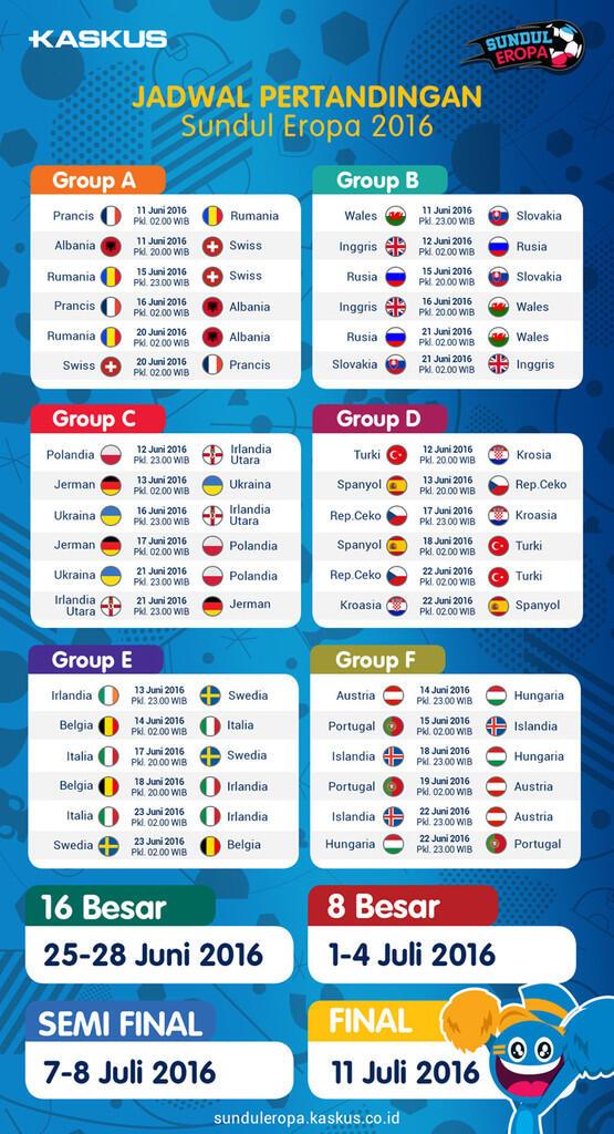 Nonton Piala Eropa Bisa Dapat Hadiah? Ikutan Tebak Skornya Aja!