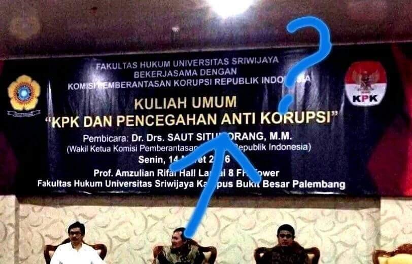 Kuliah umum KPK dan PENCEGAHAN Anti Korupsi?