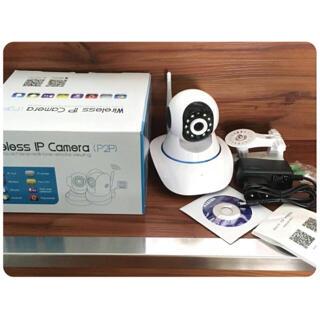 [ Distributor ] Team CCTV wireless ip camera baby camera
