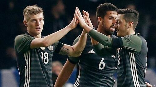 Jelang Laga Jerman VS Ukraina : Lama Tak Juara, Jerman Targetkan Final