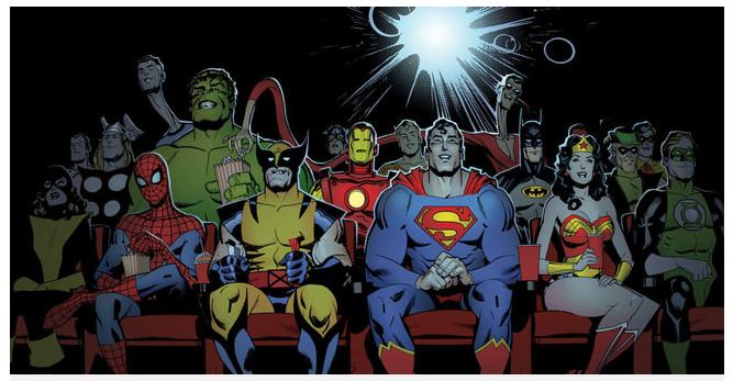 7 Superhero terkuat dan paling berbahaya pilihan ilmuwan!