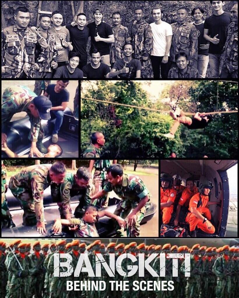 'Bangkit!', Film Bencana Pertama di Indonesia dengan CGI