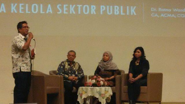Pengamat: Kualitas Tata Kelola Sektor Publik Indonesia Relatif Stagnan