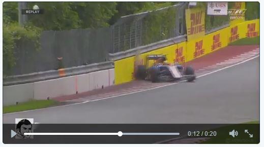 """HAR: """"I think something's damaged on the rear"""""""