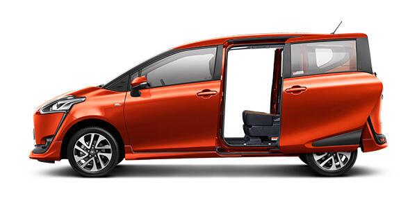Desain Mewah dan Performa Maksimal Toyota All New Sienta Bakal Bikin Ngiler, Gan!
