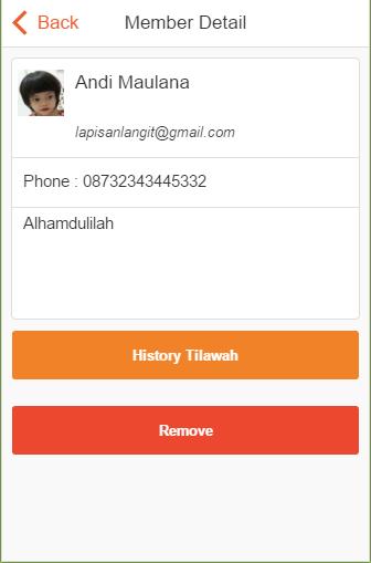 Daily Tilawah : Al Quran App yang bisa menyimpan bookmark mengaji online