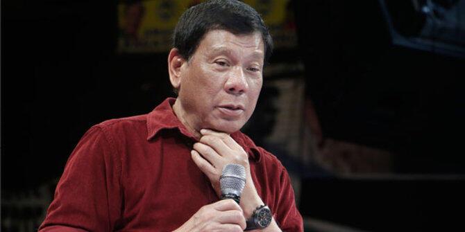 Presiden Duterte ganti mobil dinas menteri Filipina jadi Avanza