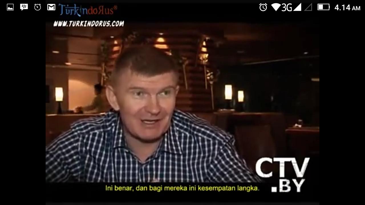 Indonesia di mata Belarusia