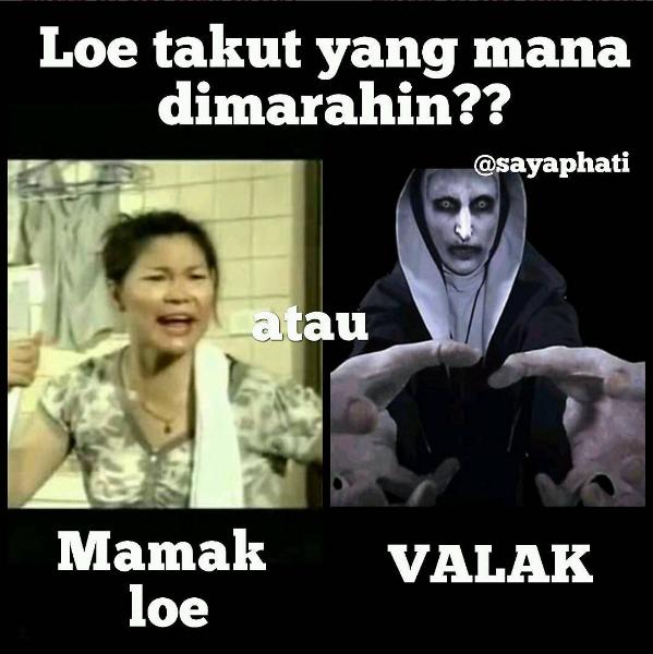 Nasib iblis VALAK di tangan orang indonesia, scary!!