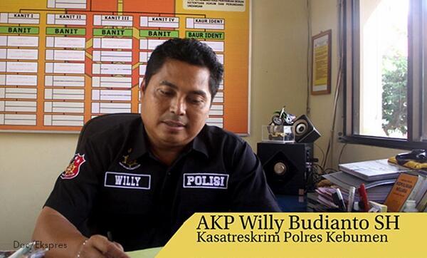 AKP Willy Budianto, Polisi yang ternyata juga Seorang Atlet Karate