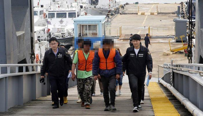 TNI AL: Tidak ada nelayan Tiongkok yang tertembak