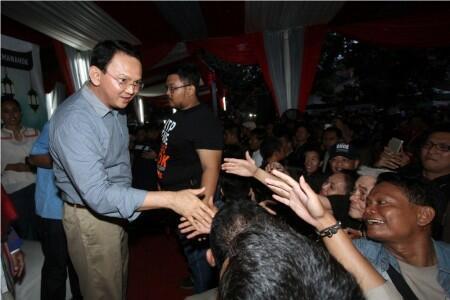 Ahok Akan Tiru Metode Kampanye Barack Obama di Pilgub DKI 2017