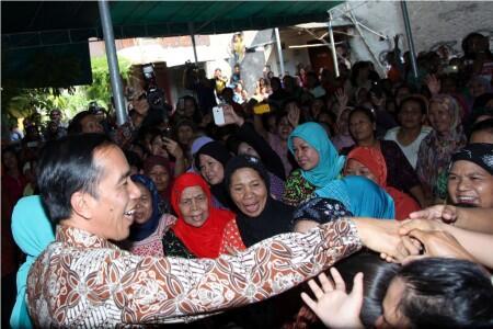 Presiden Jokowi Berduka Atas Bencana Banjir Dan Longsor di Jateng