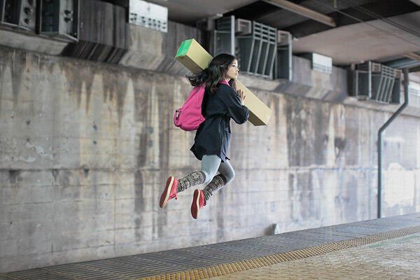Beginilah seandainya manusia bisa terbang