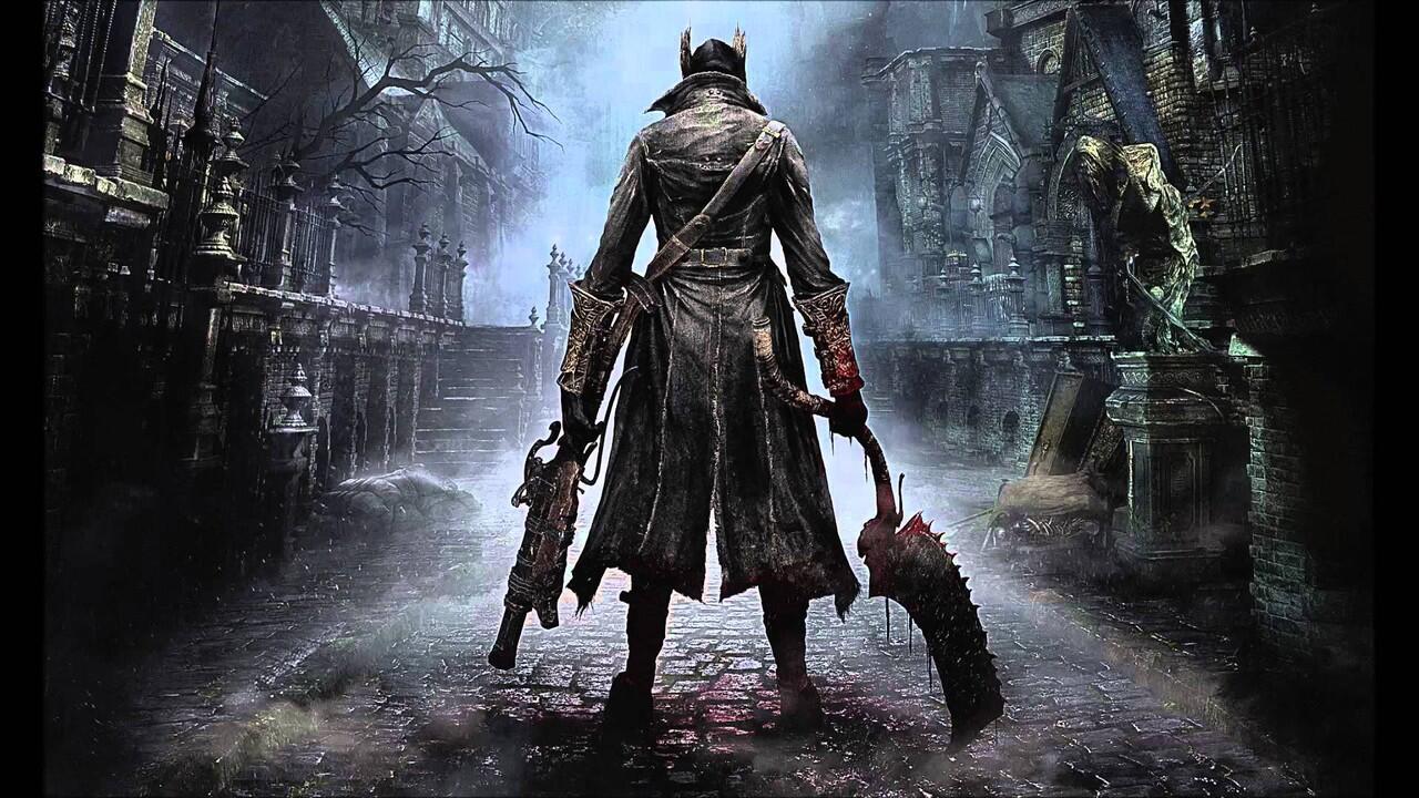 BLOODBORNE,Ujian sesungguhnya untuk seorang Gamers