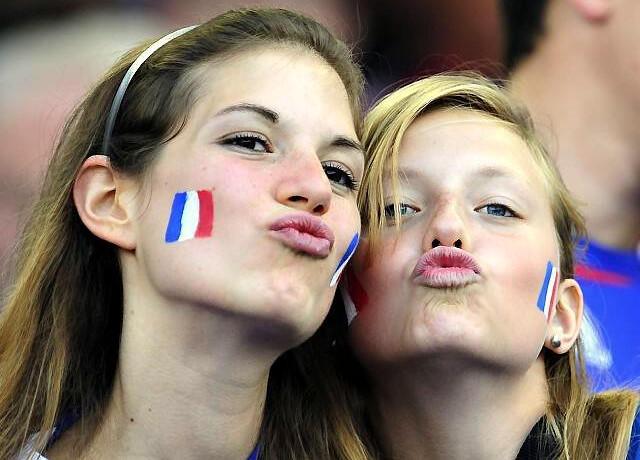 Suporter Wanita Paling Cantik di EURO 2016