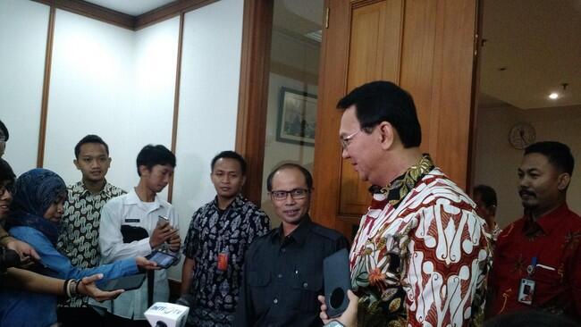 Rapat dengan BPK, Ahok Ingin Investigasi Mafia Pembelian Tanah Rusun