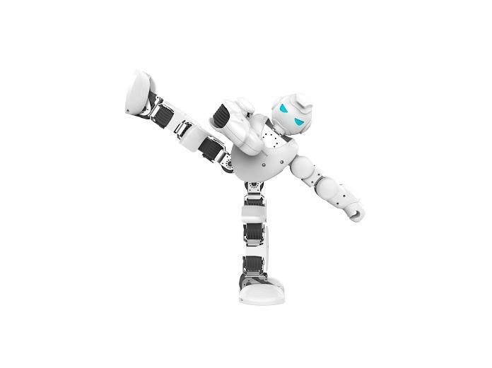UBTech Alpha 1S, The Fun Family Robot