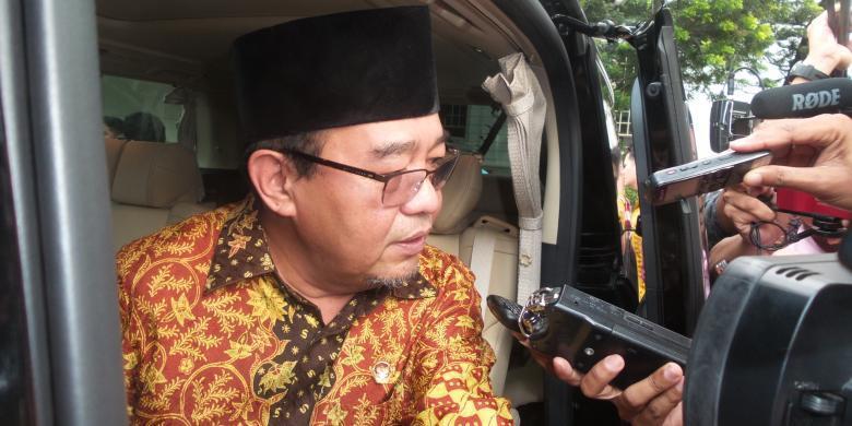 #Ketua BPK: Tak Ada Sanksi Hukum bagi Pemprov DKI soal Kewajiban Rp 191 Miliar