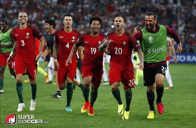 Statistik Portugal VS Wales: Lebih Dari Sekedar Ronaldo Dan Bale