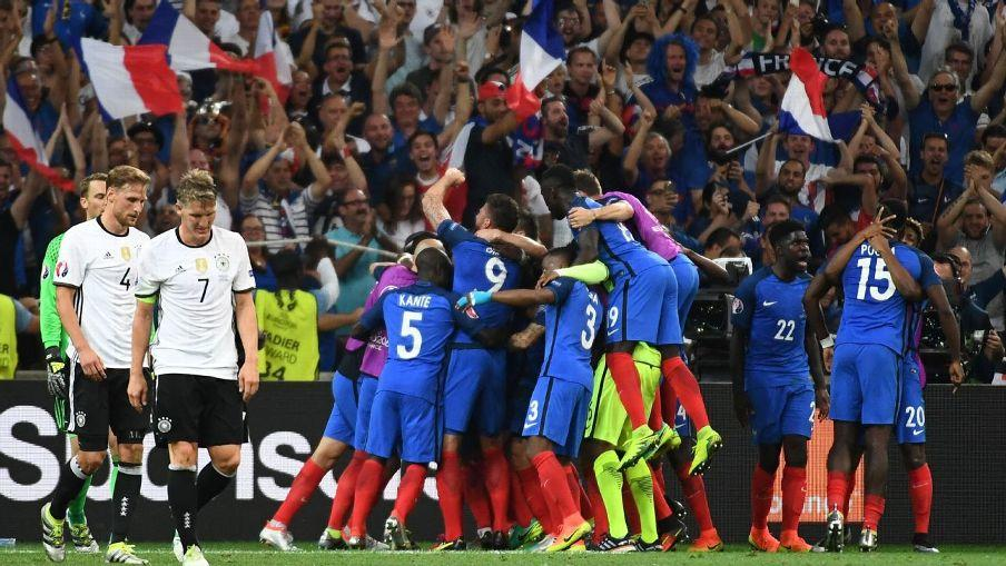 Faktor-faktor yang Membuat Prancis Wajib Juara EURO 2016