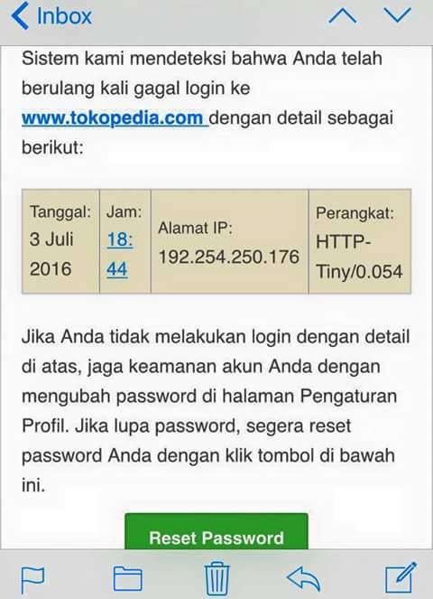 hack saldo tokopedia