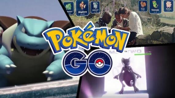 Efek Samping Pokemon Go