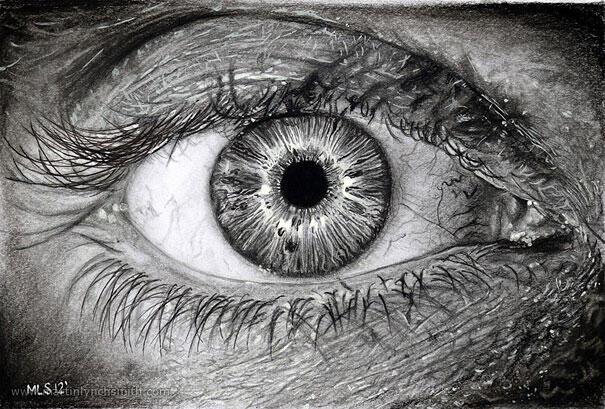 Mengenal Hyper Realism art atau Hyper Realistic art