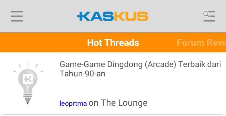 Game-Game Dingdong (Arcade) Terbaik dari Tahun 90-an - KASKUS