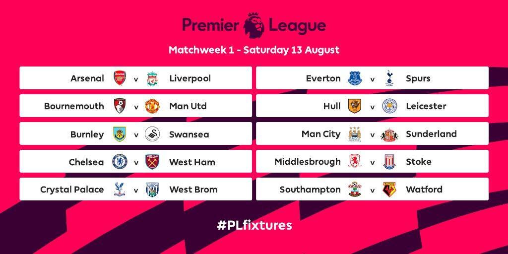 Lounge English Premier League Season 2016/2017 »»» WE ARE KICK & RUSH «««