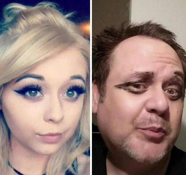 Ketika Sang Ayah Protes Terhadap Selfie Anak Gadisnya