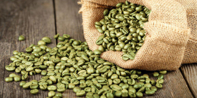 Difference between green and roasted coffee beans picture 9
