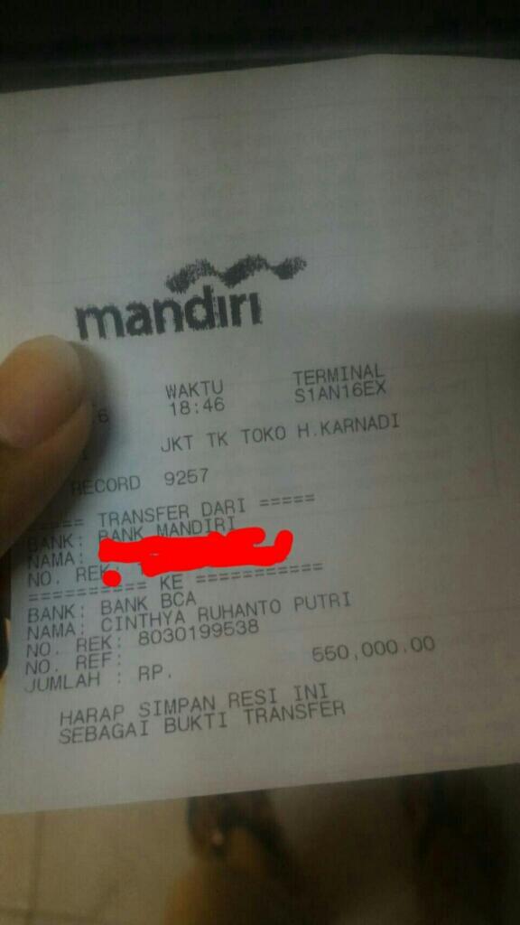 Money Laundry, Dendy Onyet Beraksi Lagi! Mengaku Mantan Momod!