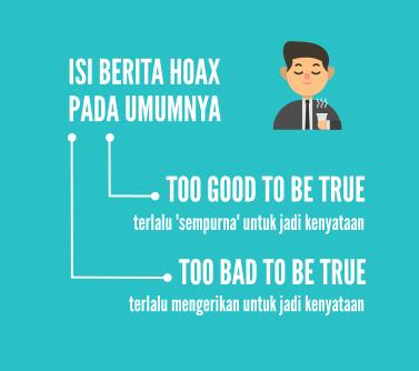 Tips untuk Mengenali Berita Hoax *biar ga gampang ketipu