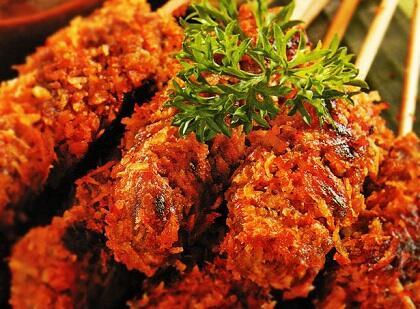 Sate di Indonesia, Gak Cuma Sate Ayam Loh Gan!