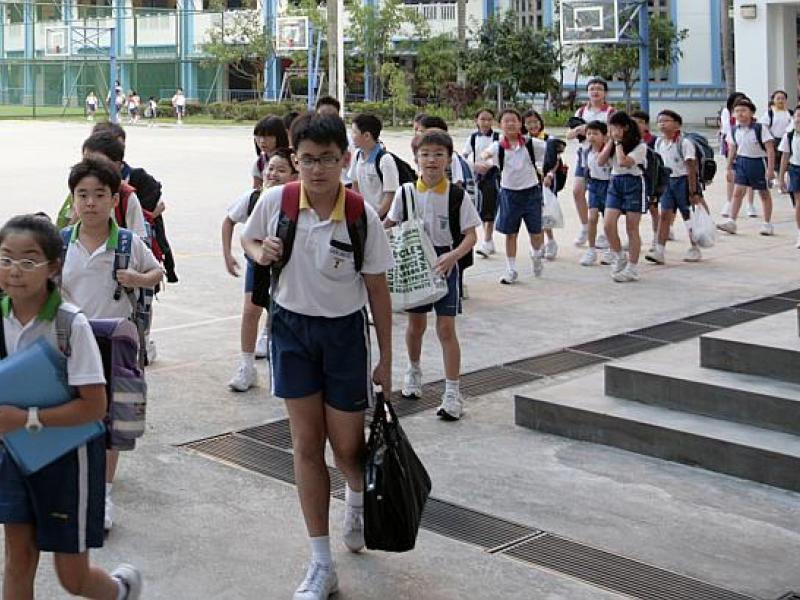 Wow !! Negara-Negara ini Menerapkan Sistem Pendidikan Full Day School Lho