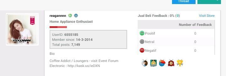 KASKUS BADGE HUNTER - Diskusi Seputar Badge & Event Aktif di Kaskus ( Update Terus )